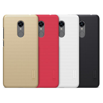 NILLKIN Frosted Shield PC Hard Back Protective Case For Xiaomi Redmi 5 Plus