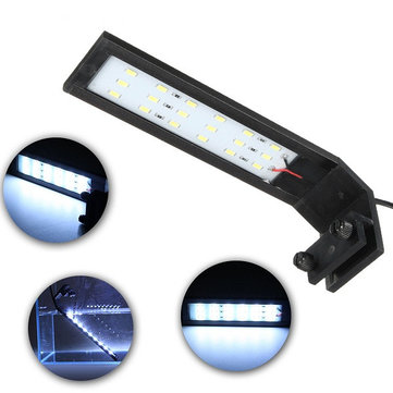 LED Aquarium Light Fish Tank LED Light Aquarium Lamp Waterproof Fish Tank Lamp