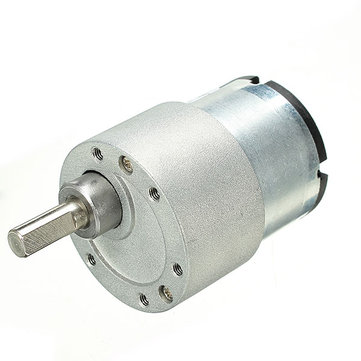 DC 24V 330rpm Gear Reducer Motor High Torque Gear Box Motor