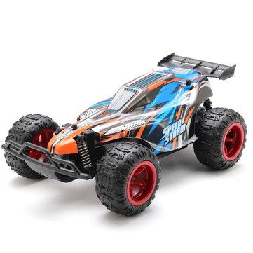 PXtoys96002.4G1/22RCバギースピードストームレッドブルーリモートコントロールカー