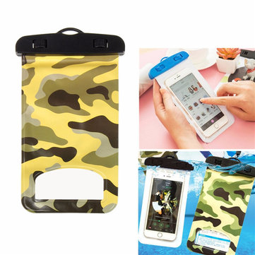 Waterproof Swim Under Water Sports Pouch Dry Bag Case Cover For Universal Phone