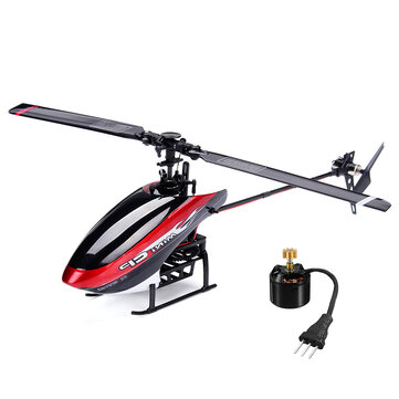 Walkera Mini CP 6CH 3D Terbang Brushless RC Helikopter BNF 10% Off