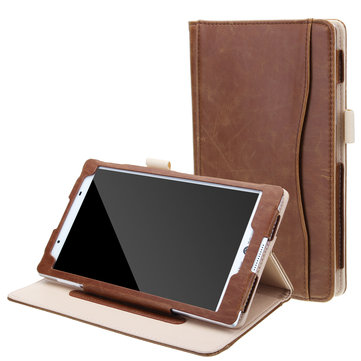 Stand Folio Case Cover for 8 Inch Lenovo Tab 4 8 TB-8504F/N