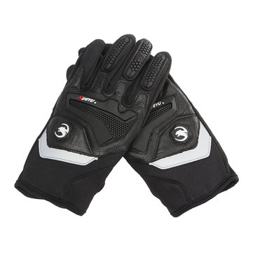 Motorcycle Racing Cycling Protection Full Finger Gloves Skiing Reflective