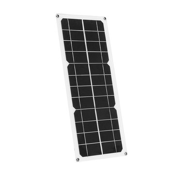 SP-10W 5V Output 42*19cm Rear Junction Box Solar Panel Battery Charger