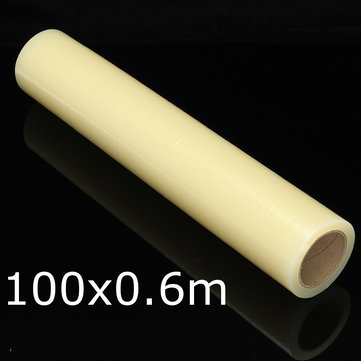 100x0.6m Carpet Protection Film Self Adhesive Protector Floor Dust Cover