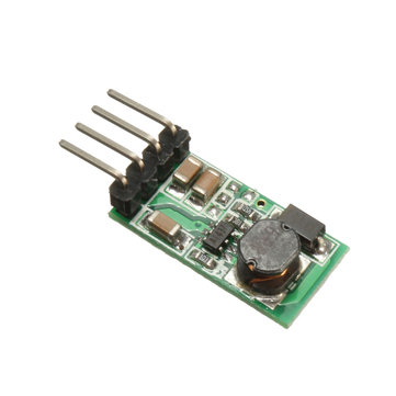DC 3.3V 3.7V 5V 6V to 12V Boost Voltage Regulator Module Converter Step Up Power Supply Board