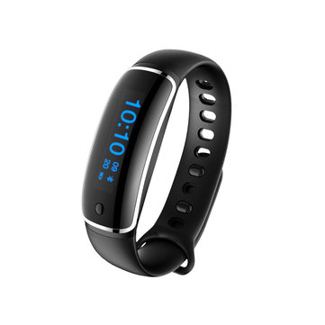 Lynwo M4 Health Blood Pressure Band Heart Rate Monitor Wristband Bracelet