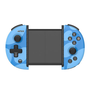 FlyDiGi Wee Blue Wireless Bluetooth 4.0 Gamepad Game Controller for 3.5-6.3 Inch Mobile Phone
