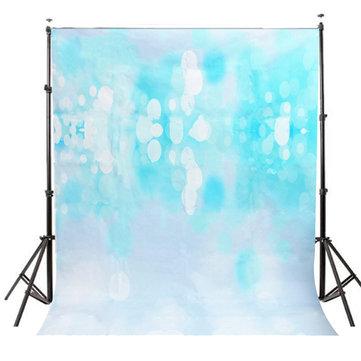 5X7FT 2.1 x 1.5m Blue Fantasy Photography Background Studio Photo Props Non-Glare Backdrop