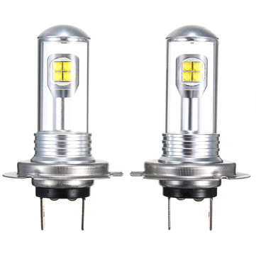 Pair NIGHTEYE A334 Car LED Fog Lights Bulbs 9005 9006 H1 H3 H4 H7 H11 H16 9005 9006 880 80W 30000LM