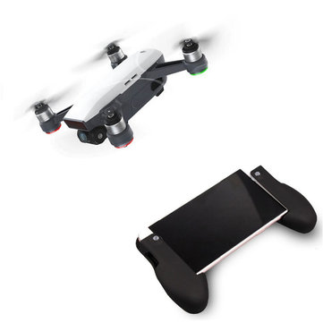 Phone Tablet Hand Shank Holder Handle Grip for DJI Spark RC Quadcopter