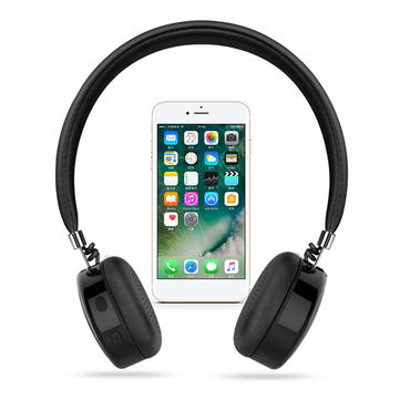 AEC BQ-668 HiFi Wireless Bluetooth Headphone Noise Canceling Headset Hands-free On-ear Headphone