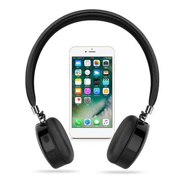 AEC BQ-668 HiFi Wireless Bluetooth Auriculares con cancelación de ruido para auriculares Auriculares intrauditivos con manos libres