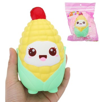 Corn Squishy 9*14.5 CM Slow Rising With Packaging Collection Gift Soft Toy