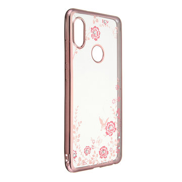 Shockproof Soft TPU Back Cover Protective Case for Xiaomi Redmi Note 5 / Redmi Note 5 Pro