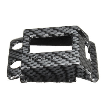 Realacc RX5808-PRO-PLUS-OSD Case Carbon Fibre FPV Receiver Protector Cover for Fatshark Dominator Goggle