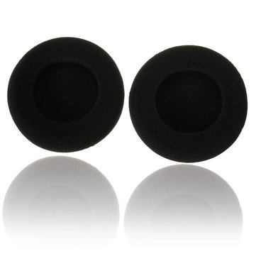 1 Pair Black Soft Ear Pads Cushions Earpads for GRADO SR60 SR80 SR125 SR325 Headset Headphone