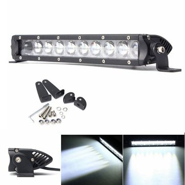 12inch 50W LED Work Light Bar Sopt Light For Off Road Driving Lamp SUV Car Boat 4WD Truck