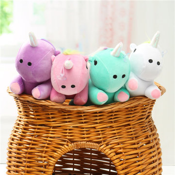 Unicorn Plush Doll Animal Stuffed Toy Home Office Car Decor