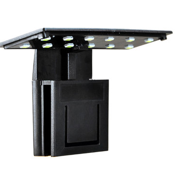 220V 5W Super Slim LED Aquarium Light Fish Tank 5730 LED Light Aquatic Plant Grow Light Waterproof
