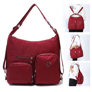 Lady Multifunctional Waterproof Oxford Shoulder Bags