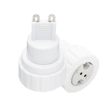 G9 to MR16 Lamp Base Converter Socket Adapter Holder for LED Light Bulb