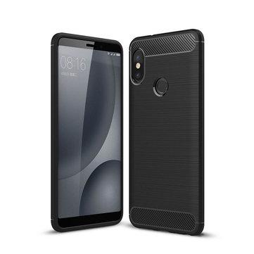 Bakeey Basit Damla direnci Soft TPU & Silikon Arka Koruyucu Kılıf Için Xiaomi Mi A2 / Xiaomi Mi 6X