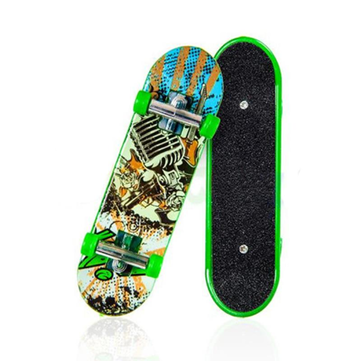 1pc Pack Finger Board Deck Truck Hand Skateboard Boy Child Novelties Toys