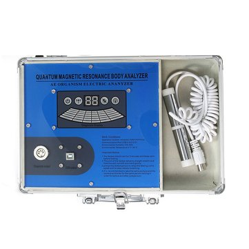 Quantum Magnetic Resonance Health Body Analyzer 48 Report 3nd Generation