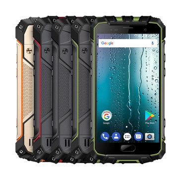 Ulefone Armor 2S 5.0 Inch NFC 4700mAh IP68 Waterproof MT6737T Quad Core 4G Smartphone