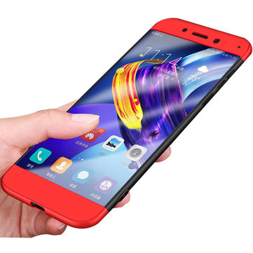 Bakeey™ 3 in 1 Double Dip 360° PC Case For Huawei Honor 8 lite/ P8 Lite/ GR3/Nova Lite/P9 Lite(2017)