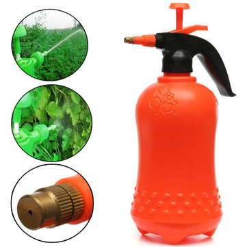 3000ml Adjustable Pressure Watering Can Garden Vegetable Field Plant Flower PE Spray Bottle