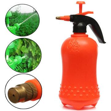 3000ml Adjustable Pressure Watering Can Garden Vegetable Field Plant Flower PE Spray Bottle