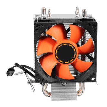 8cm CPU Cooler Silent Heatsink Fan For LGA775/1156/1155 AMD/AMD2/AM2+AM3/FM1