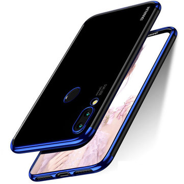 CAFELE Luxury Ultra Thin Color Plating Soft TPU Protective Case For Huawei P20 Lite/Huawei Nova 3E