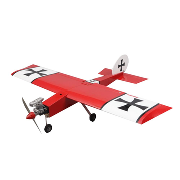 Crusader Level 50 1300mm Wingspan Wooden RC Airplane GP/EP Version KIT