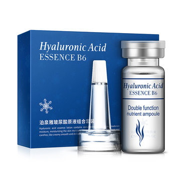 BIOAQUA 10Pcs Hyaluronic Acid Essence Original Facial Anti Aging Moisturizing Essential Oil 10 Bottles