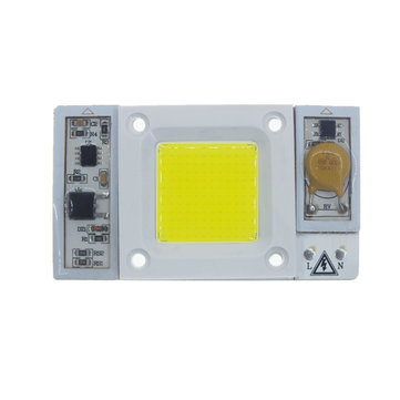 AC170-300V 30W/50W Warmwhite/White IP65 Waterproof Anti-thunder Temperature Control LED Light Chip