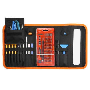 GOCHANGE 84 in 1 Precision Screwdriver Set Magnetic Repair Tool Kit for iPhone Tablet PC MacBook Pad