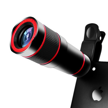 Bakeey Portable 14X Zoom Optical Telephoto Lens Camera Telescope For Moblie Phone Tablet