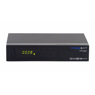 Freesat V7 Combo DVB-S2 DVB-T2 Satellite TV Receiver Support PowerVu Biss Key Cccam Newcam