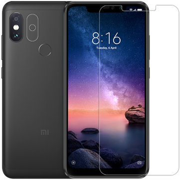 Nillkin Clear Soft Screen Protective+Lens Screen Protector For Xiaomi Redmi Note 6 Pro