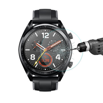 Bakeey 2Pcs Tempered Glass Watch Screen Protector for Smart Watch Huawei Watch GT