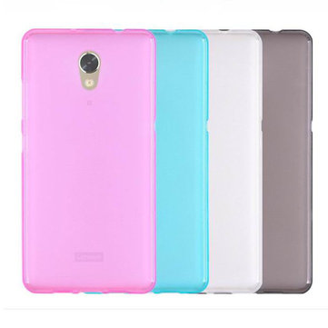 Translucent Anti-Scratch Soft Silicone Back Case For Lenovo ZUK Vibe P2