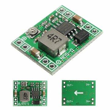 Mini MP1584EN DC-DC BUCK Adjustable Step Down Module 4.5V-28V Input 0.8V-20V Output