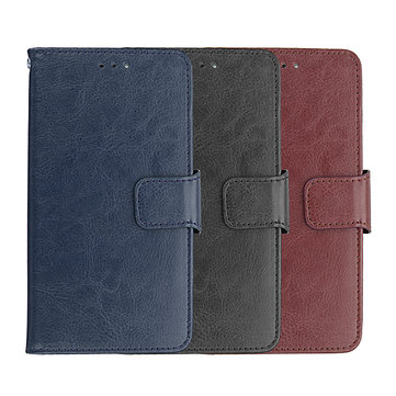 Bakeey Flip Stand PU Leather Full Body Protective Case For Nubia M2