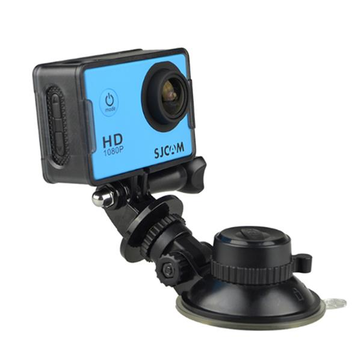 Action Camera Sports Camera Vehicle Mounted Suction Cup Bracket For SJCAM SJ4000 Wifi SJ5000 SJ6000