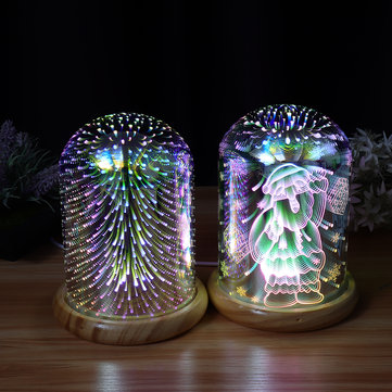 Firework Plasma Ball Led Cube Pokemon Novelty LED Lights Furniture Cup Desk Lamp