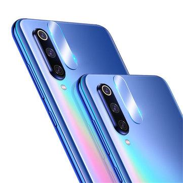 Original Bakeey2PCSAnti-scratchUltraThinHD Clear Phone Lente Protector de pantalla Cámara Película protectora para Xiaomi Mi9 / Mi 9 SE / Mi 9 edición transparente